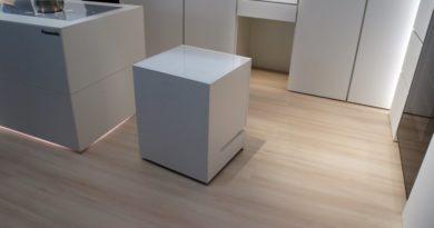 Майбутнє поряд! У Panasonic показали незвичайний смарт-холодильник