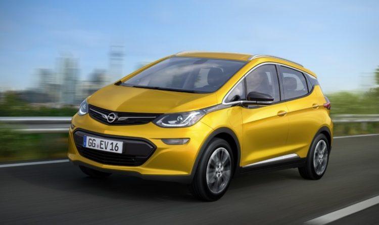 Електромобіль Opel Ampera-e продемонстрував рекордний запас ходу